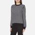 MICHAEL MICHAEL KORS Women's Graphic Jacquard Sweater - Multi: Image 2