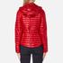 MICHAEL MICHAEL KORS Women's Packable Puffer Jacket - Red: Image 3