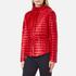 MICHAEL MICHAEL KORS Women's Packable Puffer Jacket - Red: Image 2