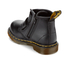 Dr. Martens Toddlers' Brooklee BV Velcro Leather Boots - Black: Image 4