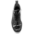 Dr. Martens Women's Pascal Patent Marble 8-Eye Boots - Black: Image 3