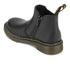 Dr. Martens Kids' Banzai Leather Chelsea Boots - Black: Image 4