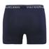 Polo Ralph Lauren Men's 3 Pack Trunk Boxer Shorts - Cruise Navy: Image 2