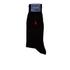 Polo Ralph Lauren Men's 3 Pack Socks - Dot Black: Image 4
