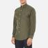 Polo Ralph Lauren Men's Long Sleeve Poplin Shirt - Rustic Sage: Image 2