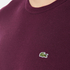Lacoste Men's Crew Neck Jumper - Vendange: Image 5