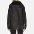 Gestuz Women's Lulle Shearling Jacket - Black: Image 3