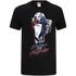 DC Comics Mens Suicide Squad Harley Quinn Daddys Lil Monster T-Shirt - Zwart: Image 1