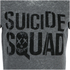 DC Comics Men's Suicide Squad Logo T-Shirt - Grey: Image 4