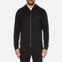 Michael Kors Men's Stretch Fleece Hoody - Black: Image 1