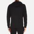 Michael Kors Men's Stretch Fleece Hoody - Black: Image 3