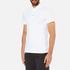 Michael Kors Men's Sleek MK Polo Shirt - White: Image 2