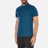 Michael Kors Men's Sleek MK Polo Shirt - Pacific Blue: Image 2