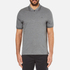 Michael Kors Men's Double Collar Zip Polo Shirt - Ash Melange: Image 1