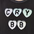 Wildfox Women's Cry Baby Roadtrip Sweatshirt - Clean Black: Image 5