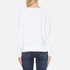 Wildfox Women's Day Off List Baggy Beach Sweatshirt - Cleanwhite: Image 3