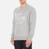 Maison Kitsuné Men's Palais Royal Sweatshirt - Grey Melange: Image 2