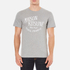Maison Kitsuné Men's Palais Royal T-Shirt - Grey Melange: Image 1