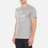 Maison Kitsuné Men's Palais Royal T-Shirt - Grey Melange: Image 2
