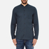 Selected Homme Men's Base Long Sleeve Shirt - Blueberry: Image 1