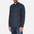 Selected Homme Men's Base Long Sleeve Shirt - Blueberry: Image 2
