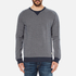 Selected Homme Men's Markus Crew Neck Sweatshirt - Blueberry: Image 1