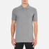 PS by Paul Smith Men's Regular Fit Zebra Polo Shirt - Grey: Image 1