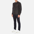 PS by Paul Smith Men's Crew Neck Flecked Jumper - Multi: Image 4