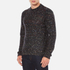 PS by Paul Smith Men's Crew Neck Flecked Jumper - Multi: Image 2