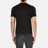 PS by Paul Smith Men's Crew Neck Short Sleeve Lip Up Logo T-Shirt - Black: Image 3