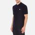 PS by Paul Smith Men's Regular Fit Zebra Polo Shirt - Navy: Image 2