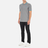 PS by Paul Smith Men's Regular Fit Polo Shirt - Grey: Image 4