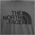 The North Face Men's Easy T-Shirt - TNF Medium Grey Heather: Image 3