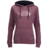The North Face Women's Drew Peak Pullover Hoody - Renaissance Rose: Image 1