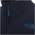 The North Face Men's 100 Glacier Full Zip Jumper - Urban Navy: Image 3