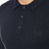 Superdry Men's Orange Label Knitted Polo Jumper - Eclipse Navy/Black Twist: Image 5