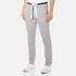 Superdry Men's Orange Label Tipped Joggers - Pearl Grey Grit: Image 2