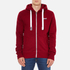 Superdry Men's Orange Label Zip Hoody - Redhook Grit: Image 1