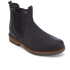 Barbour Men's Cullercoats Leather Chelsea Boots - Black: Image 2