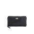 Karl Lagerfeld Women's K/Grainy Zip Around Wallet - Black: Image 1