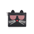 Karl Lagerfeld Women's K/Kocktail Choupette Big Pouch - Black: Image 1