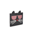 Karl Lagerfeld Women's K/Kocktail Choupette Big Pouch - Black: Image 3