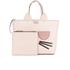 Karl Lagerfeld Women's K/Kocktail Choupette Shopper Bag - Sea Shell: Image 7