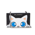 Karl Lagerfeld Women's Choupette Minaudiere Clutch Bag - Black: Image 1