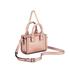 Karl Lagerfeld Women's K/Klassik Micro Tote Bag - Metallic Rose: Image 3