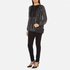 Karl Lagerfeld Women's K/Klassik Super Mini Cross Body Bag - Black: Image 7