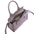 Karl Lagerfeld Women's K/Klassik Mini Tote Bag - Rosy Brown: Image 5