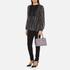 Karl Lagerfeld Women's K/Klassik Mini Tote Bag - Rosy Brown: Image 7