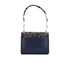 Karl Lagerfeld Women's K/Kuilted Tweed Mini Handbag - Midnight Blue: Image 6