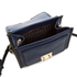 Karl Lagerfeld Women's K/Kuilted Tweed Mini Handbag - Midnight Blue: Image 5